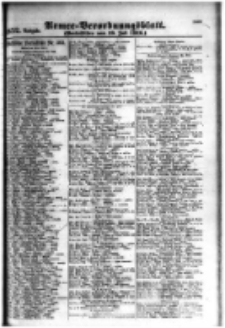 Armee-Verordnungsblatt. Verlustlisten 1916.07.18 Ausgabe 1052