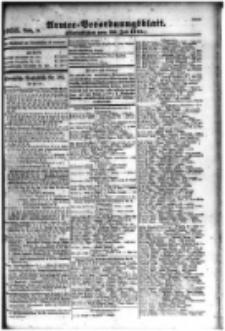 Armee-Verordnungsblatt. Verlustlisten 1916.07.20 Ausgabe 1055