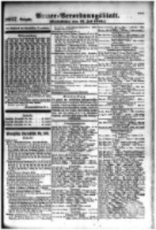Armee-Verordnungsblatt. Verlustlisten 1916.07.21 Ausgabe 1057
