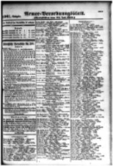 Armee-Verordnungsblatt. Verlustlisten 1916.07.24 Ausgabe 1061