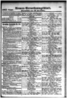 Armee-Verordnungsblatt. Verlustlisten 1916.07.27 Ausgabe 1067