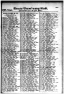 Armee-Verordnungsblatt. Verlustlisten 1916.07.27 Ausgabe 1068