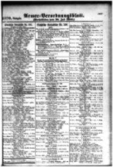 Armee-Verordnungsblatt. Verlustlisten 1916.07.28 Ausgabe 1070
