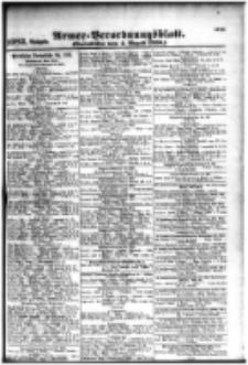 Armee-Verordnungsblatt. Verlustlisten 1916.08.04 Ausgabe 1082