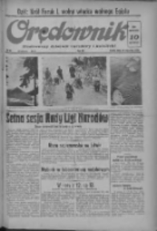 Orędownik: ilustrowany dziennik narodowy i katolicki 1938.01.26 R.68 Nr21