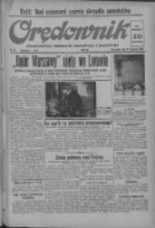 Orędownik: ilustrowany dziennik narodowy i katolicki 1938.01.27 R.68 Nr22