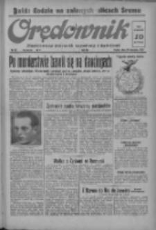 Orędownik: ilustrowany dziennik narodowy i katolicki 1938.01.28 R.68 Nr23