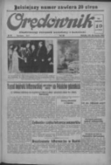 Orędownik: ilustrowany dziennik narodowy i katolicki 1938.01.30 R.68 Nr25