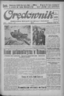 Orędownik: ilustrowany dziennik narodowy i katolicki 1938.02.15 R.68 Nr37