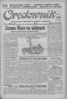 Orędownik: ilustrowany dziennik narodowy i katolicki 1938.03.12 R.68 Nr59