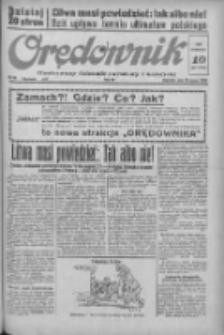 Orędownik: ilustrowany dziennik narodowy i katolicki 1938.03.20 R.68 Nr66