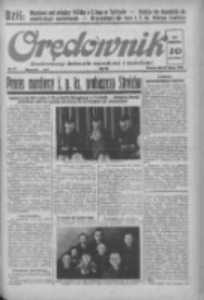 Orędownik: ilustrowany dziennik narodowy i katolicki 1938.03.22 R.68 Nr67