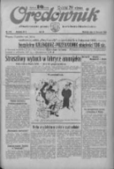 Orędownik: ilustrowane pismo narodowe i katolickie 1936.11.22 R.66 Nr273