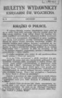 Biuletyn Wydawniczy Księgarni św. Wojciecha 1928 grudzień Nr11