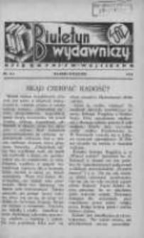 Biuletyn Wydawniczy Księgarni św. Wojciecha 1932 marzec/kwiecień nr3/4