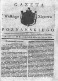 Gazeta Wielkiego Xięstwa Poznańskiego 1831.07.11 Nr157
