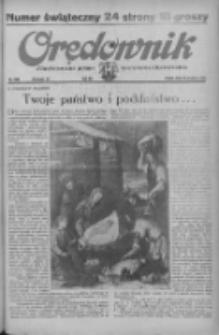 Orędownik: ilustrowane pismo narodowe i katolickie 1936.12.25 R.66 Nr300