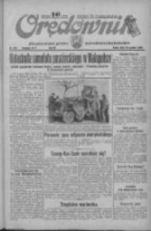 Orędownik: ilustrowane pismo narodowe i katolickie 1936.12.30 R.66 Nr303