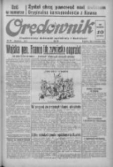 Orędownik: ilustrowany dziennik narodowy i katolicki 1938.04.03 R.68 Nr78