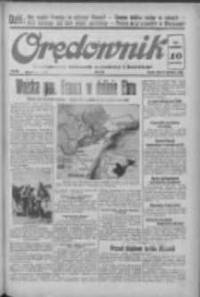 Orędownik: ilustrowany dziennik narodowy i katolicki 1938.04.06 R.68 Nr80