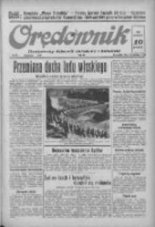 Orędownik: ilustrowany dziennik narodowy i katolicki 1938.04.14 R.68 Nr87