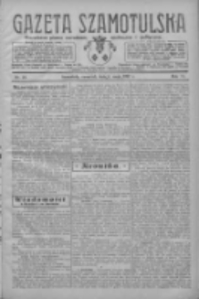 Gazeta Szamotulska: niezależne pismo narodowe, społeczne i polityczne 1927.05.05 R.6 Nr52