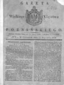 Gazeta Wielkiego Xięstwa Poznańskiego 1838.01.11 Nr9