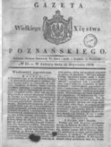 Gazeta Wielkiego Xięstwa Poznańskiego 1838.01.13 Nr11