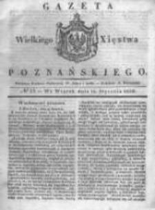 Gazeta Wielkiego Xięstwa Poznańskiego 1838.01.16 Nr13