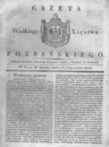 Gazeta Wielkiego Xięstwa Poznańskiego 1838.01.17 Nr14