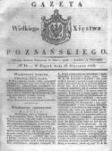 Gazeta Wielkiego Xięstwa Poznańskiego 1838.01.19 Nr16
