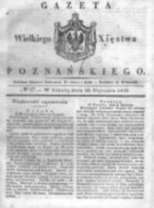 Gazeta Wielkiego Xięstwa Poznańskiego 1838.01.20 Nr17