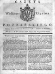 Gazeta Wielkiego Xięstwa Poznańskiego 1838.01.22 Nr18