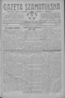 Gazeta Szamotulska: niezależne pismo narodowe, społeczne i polityczne 1927.05.31 R.6 Nr63