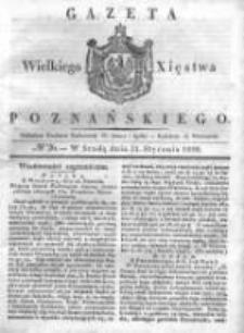 Gazeta Wielkiego Xięstwa Poznańskiego 1838.01.31 Nr26