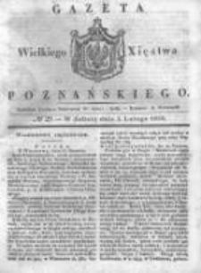 Gazeta Wielkiego Xięstwa Poznańskiego 1838.02.03 Nr29