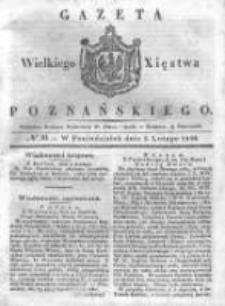 Gazeta Wielkiego Xięstwa Poznańskiego 1838.02.05 Nr30