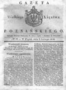 Gazeta Wielkiego Xięstwa Poznańskiego 1838.02.09 Nr34