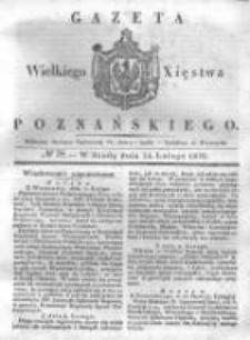 Gazeta Wielkiego Xięstwa Poznańskiego 1838.02.14 Nr38