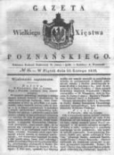 Gazeta Wielkiego Xięstwa Poznańskiego 1838.02.23 Nr46