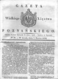 Gazeta Wielkiego Xięstwa Poznańskiego 1838.03.07 Nr56