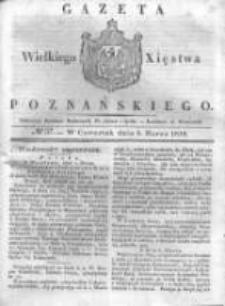 Gazeta Wielkiego Xięstwa Poznańskiego 1838.03.08 Nr57