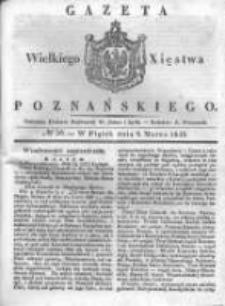 Gazeta Wielkiego Xięstwa Poznańskiego 1838.03.09 Nr58