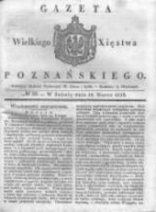 Gazeta Wielkiego Xięstwa Poznańskiego 1838.03.10 Nr59