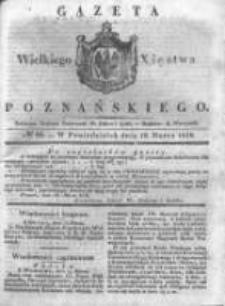 Gazeta Wielkiego Xięstwa Poznańskiego 1838.03.19 Nr66