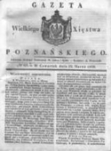 Gazeta Wielkiego Xięstwa Poznańskiego 1838.03.22 Nr69