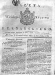 Gazeta Wielkiego Xięstwa Poznańskiego 1838.04.02 Nr78