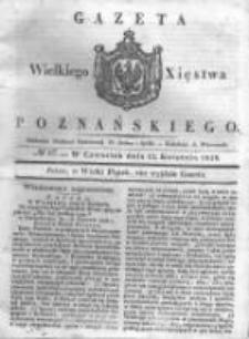 Gazeta Wielkiego Xięstwa Poznańskiego 1838.04.12 Nr87