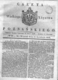 Gazeta Wielkiego Xięstwa Poznańskiego 1838.04.17 Nr89