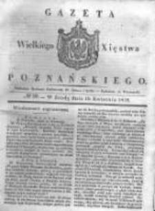 Gazeta Wielkiego Xięstwa Poznańskiego 1838.04.18 Nr90